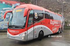 Bus Eireann SE24 (151D4657). (Fred Dean Jnr) Tags: cork scania gaa buseireann irizar i6 supermacs se24 parnellplacebusstation buseireannroute51 october2015 151d4657