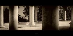 La_cultura_della_pietra (Danilo Mazzanti) Tags: landscape arte liguria genova danilo colonne tempio colonnato arenzano mazzanti bambinodipraga danilomazzanti wwwdanilomazzantiit