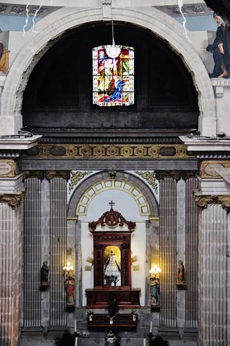 Altar Mayor, Santuario de Ntra. Sra. de Loreto, Centro Histórico de la Cdad. de México, D.F.