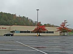 Kmart -- Bluefield, West Virginia (xandai) Tags: retail shopping 1993 wv westvirginia kmart bluefield searsholdings