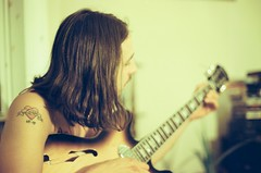 Sofa King (Laura-Lynn Petrick) Tags: friends home portraits guitar series athome ephiphone lauralynnpetrick sunshineandthebluemoon lauralynnpetrickkaidaveybellin sunshineandthebluemoonlauralynnpetrick sunshineandthebluemoon35mm lauralynnpetrickkaidaveybellinhome lauralynnpetrickathome