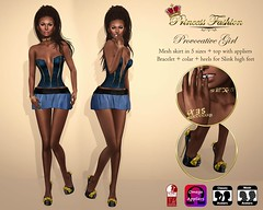 Procative Girl L$ 120 (princessfashion100) Tags: life mesh body spirit interior omega free sl second hunter marketplace breathe uber banned tmp lolas reign freebie slink bellza ryca dollarbie kitja pinkfuel wasabipills lelutka appliers labelmotion