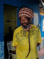Bob Marley's Drummer (thewanderingeye) Tags: portrait dreadlocks faces band bob jamaica drummer marley negril