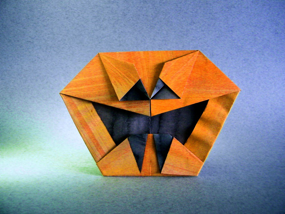The Worlds Most Recently Posted Photos Of Origami And Pumpkin