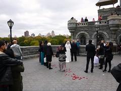 Trip to NYC (heytampa) Tags: nyc newyorkcity wedding ny newyork skyline centralpark manhattan belvederecastle