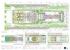 Проект терминала Международного аэропорта Тайвань Таоюань от RSHP