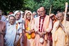 IMG_5716 (iskconmonk) Tags: festival prabhupada swami kartik prabhu brahmananda vrindavan iskcon swamiji sanyasi goshala iskconvrindavan