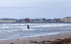 Troon beach Ayrshire (James Bingham@Photography) Tags: beach sand wind kitesurfing windsurfing surfboards