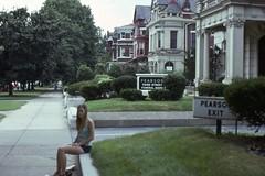 Louisville, Kentucky 1976 (tmvissers) Tags: street trip summer home kentucky ky crosscountry funeral third louisville 1976 pearson