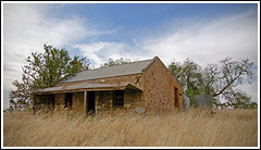 Abandoned Farmhouse (tim_kavanagh) Tags: outback southaustralia hdr stonecottage