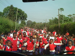 Students at Yirgaalem School