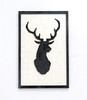 Stag (Grantmasters) Tags: stag deer silhouette lego moc