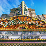Warner Theater in Downtown Erie, PA