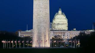 Washington DC's National Mall