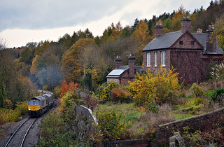 Coalbrookdale In The Fall