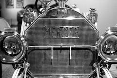 1913 MERCER Type 35-J Raceabout (bhop) Tags: petersen automotive museum los angeles california car auto classic vintage leica m6 leicam leicam6 rangefinder filmcamera kodak trix film 400tx bw blackandwhite monochrome 1913 mercer type 35j raceabout racecar canon 50mm f14 screwmount threadmount