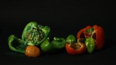 4 (Seel VP) Tags: verduras vegetables glitter mxico canon 50mm peppers veggies vegetales pimientos 2015 purpurina brillantina
