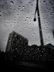 Midtown Atlanta November Rain (ThePolaroidGuy [CensoredϟRestricted]) Tags: cameraphone november atlanta water rain mobile georgia ed downtown cloudy availablelight naturallight midtown edward raindrops drake i75 hdr masterphotographer 2015 my3rdeye edwarddrake edwarddrakemfa thepolaroidguy