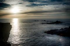 sunset (nosha) Tags: ocean california ca blue sea seascape beautiful beauty landscape coast shore pointlobos