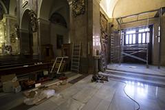 Basílica de la Gran Promesa se prepara para apertura de la Puerta Santa _ 10 (Iglesia en Valladolid) Tags: puertasanta santuario jubilar granpromesabasílicavalladolidtemplo