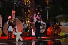 The Count On Thanksgiving (Joe Shlabotnik) Tags: muppets sesamestreet beaches thecount turkscaicos 2015 providenciales beachesresort november2015 afsdxvrzoomnikkor18105mmf3556ged