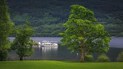 scotland-2016-#019 (Eugeniusz71) Tags: tarbetpier loch lomond lochlomond tarbet lake