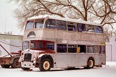 RAG401 Western SMT B1635 (lenmidgham) Tags: bristol bristolcommercialvehicles ecw westernsmt colourscan rustic transport