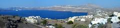 Panoramica de Akrotiri, Santorini (Travel around Spain) Tags: santorini grecia akrotiri casas acantilados mar mediterraneo panormica