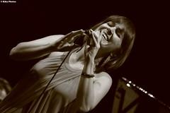 Sara Gazarek live @ Bluenote Milan (KikoPhotos) Tags: saragazarek singer jazz bluenote milano italy concerto gig shooting kikophotos canon music passionforphotography stage live blackandwhite blackandwhitephotography