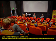 2016_Luke Scott (NFTSFilmTV) Tags: masterclass nfts scifi nftsmasterclass lukescott ridleyscott writerdirector director