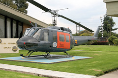 FAC4282 Madrid 17/03/14 (Andy Vass Aviation) Tags: madrid colombianairforce helicopter uh1 fac4282