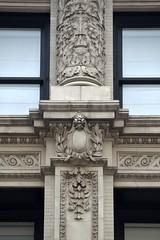 NYC_Fifth_141_005 (TNoble2008) Tags: 1896 1898 architecthenryedwardsficken architectrobertmaynicke columnengaged ornament ornamentbandwave styleclassical stylecorinthianvariant typecommercial typecommercialloft typeurban