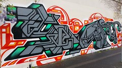 SAT... (colourourcity) Tags: sat streetartaustralia streetart graffiti melbourne burncity awesome colourourcity colourourcitymelbourne