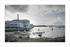 Tides out! (PAUL Y-D) Tags: plymouth devonport river sea rwy