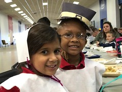 """Kindergarten Thanksgiving Lunch • <a style=""""font-size:0.8em;"""" href=""""http://www.flickr.com/photos/137360560@N02/30356066893/"""" target=""""_blank"""">View on Flickr</a>"""