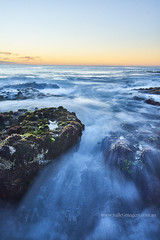 Flat Rock Beach (Valley Imagery) Tags: rock ocean beach australia nsw ballina water dawn sony a77ii