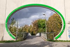2016-10-20-001-MaMa - Augsburg - Gggingen - 0103-2 - C00001sr - W1920 (mair_matthias_1969) Tags: augsburg bayern deutschland de lumix panasonic dmcg7 dmcg70 mft microfourthirds g7 g70 lumixg7 lumixg70 nophotoshop keineschmutzigentricks ohneschmutzigetricks nodirtytricks gvario14140f3556 outdoor architektur architecture ingenieurbau civilengineering brcke bridge gelnder zaun fence