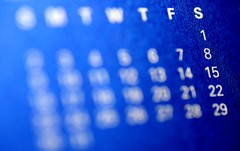 Eight days a week (vinnie saxon) Tags: calender days macro macromondays nikoniste nikon d600 beatlesbeetles
