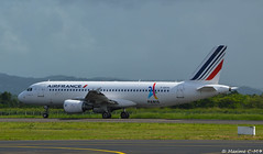 Paris JO 2024 (Maxime C-M ) Tags: 2024 airplane take off airport martinique caribbean french west indies aviation spotting aircraft nikon d3200 departure guadeloupe paris acceleration olympic games antilles