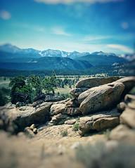 Boulder Blue (scottwills) Tags: boulder colorado blue skyline landscape scott wills scottwills hiking mountain mountains stone rockies rocky landscapes nature