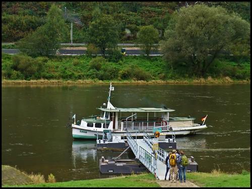 Schmilka - Elbe