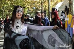 Lucca Comics 2016 (Valentina Ceccatelli) Tags: lucca comics 2016 cosplay cosplayer moth death falena