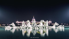 Chimei Museum (Double Cool) Tags:  museum chimei   taiwan tainan    night nightview