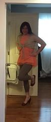 lazy day (JenniferB!) Tags: leggings crossdress crossdresser crossdressed crossdressing cd ladylike makeup enfemme femme heels transgender tgurl tgirl tg trans tv gurl gurlish gurly girlish girlygirl lipstick girly ootd pumps