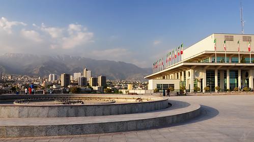 Tehran - Milad Confrence Hall