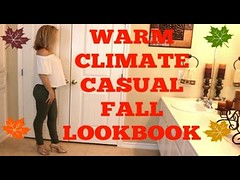 Warm Climate Casual Fall Lookbook (jeniferjbeauty) Tags: warm climate casual fall lookbook beauty skin care wrinkles workout routines fitness