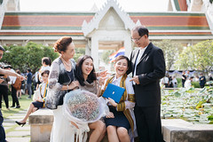 "QUAN_027 (also know as ""PapaPenguin"") Tags: chulalongkorn graduation photographer chula cu"