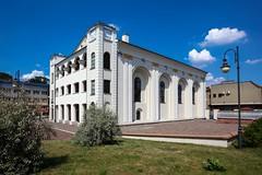 Synagoga w Dąbrowie Tarnowskiej / Synagogue in Dabrowa Tarnowska, Poland (PolandMFA) Tags: polska poland dąbrowatarnowska dabrowatarnowska synagoga synagogue kultura culture zabytki monuments architektura architecture