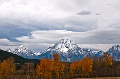 Teton Range with Mt. Moran in center (spotwolf5) Tags: grandtetonnationalpark tetonrange