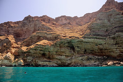 Cliffside Snorkeling (indomitablemachine) Tags: shouab shu'ub blue cliffs island snorkel socotra yemen hadhramautgovernorate ye